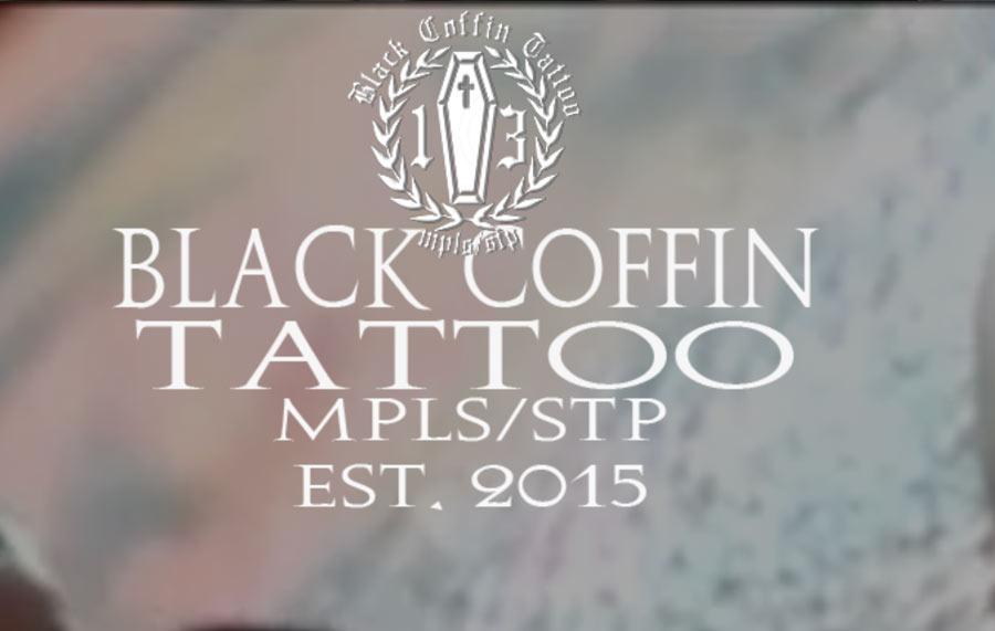 Oct 15-20 ~ Black Coffin Tattoo [St. Paul, MN]