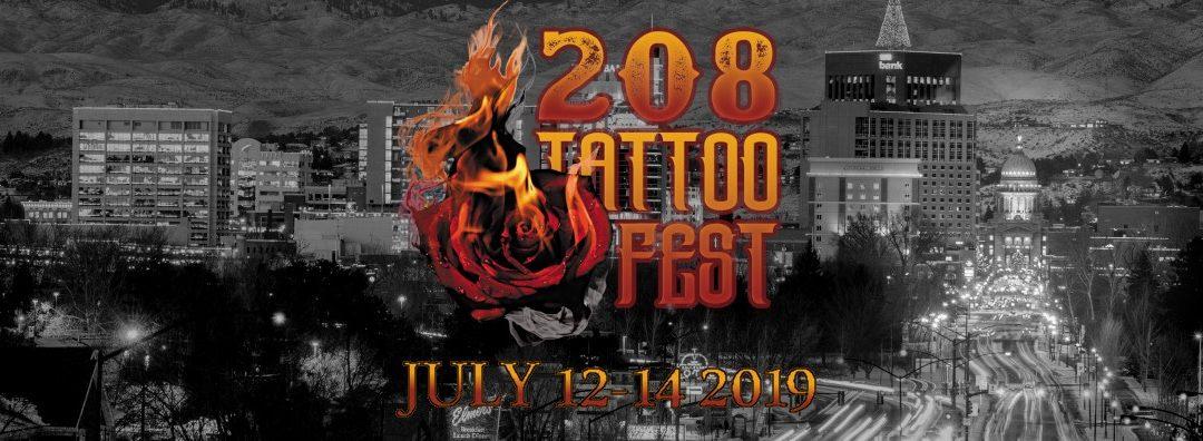 208 Tattoo Fest